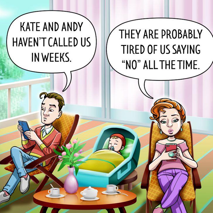 zenka pas lindjes se nje femije (3)