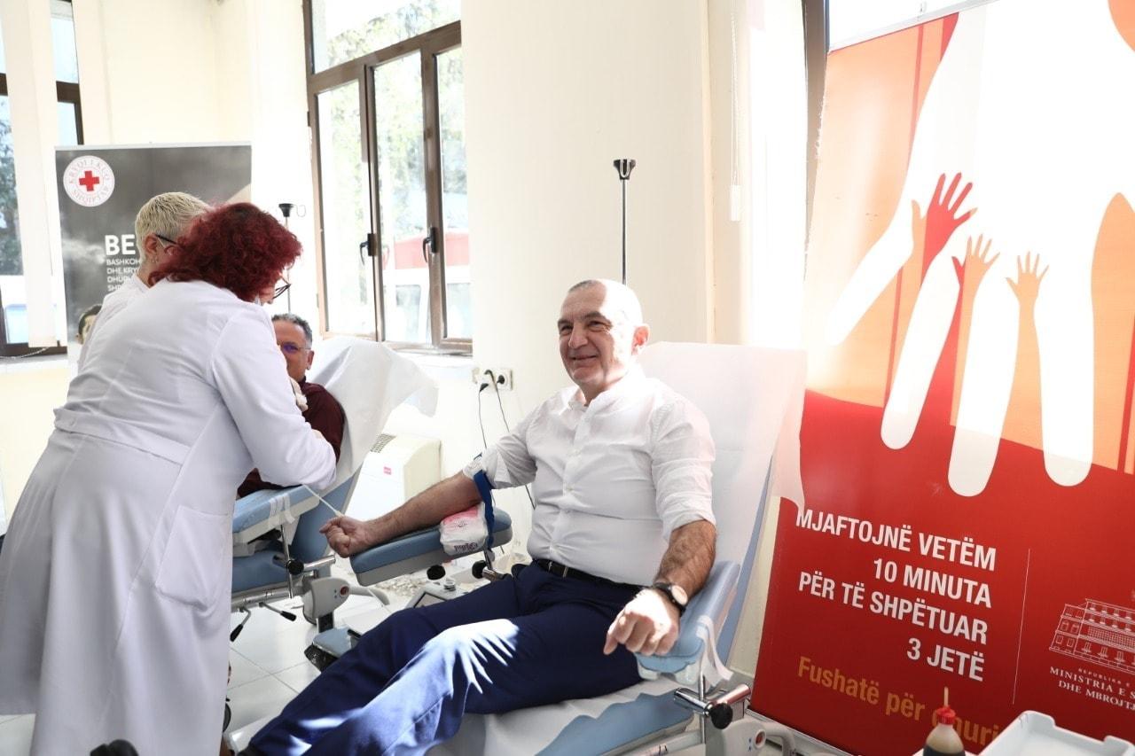 meta dhuron gjak