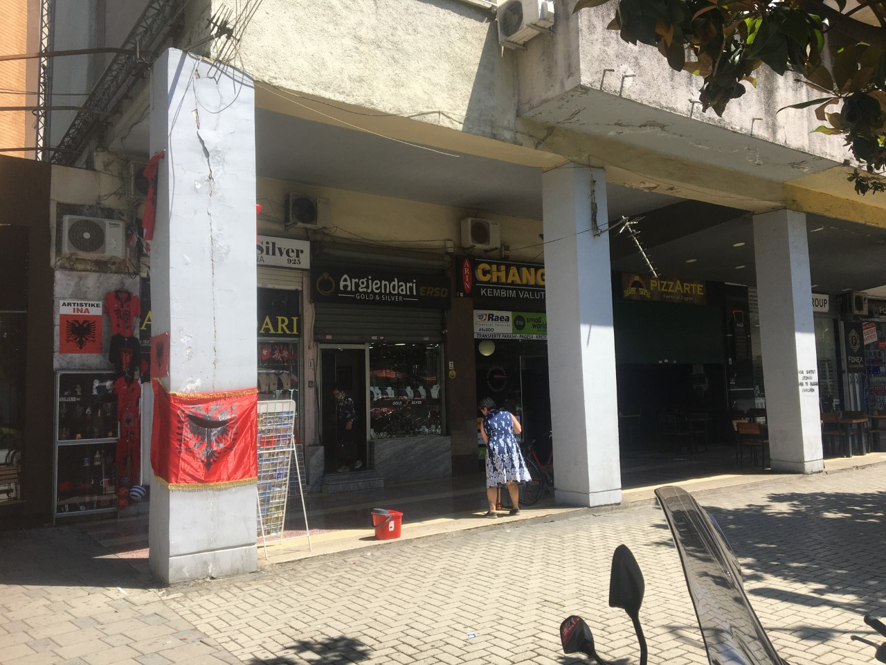 Ish-dyqani i bojërave për piktorët