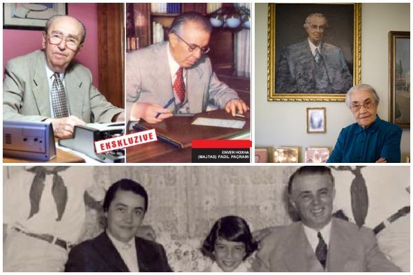 Fadil Pacrami-Enver-Hoxha-Nexhmije