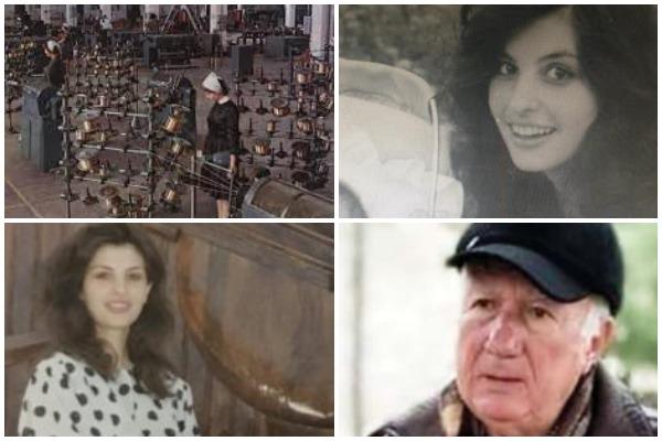 Jozefina Topalli-Luan Pogaci-Uzina e Telave Shkoder- Dizenjatorja