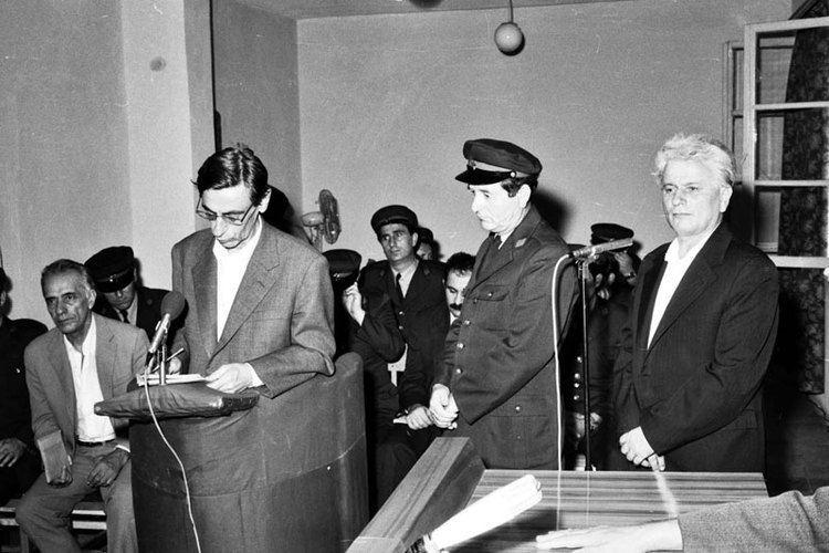 Kadri Hazbiu, në gjyq