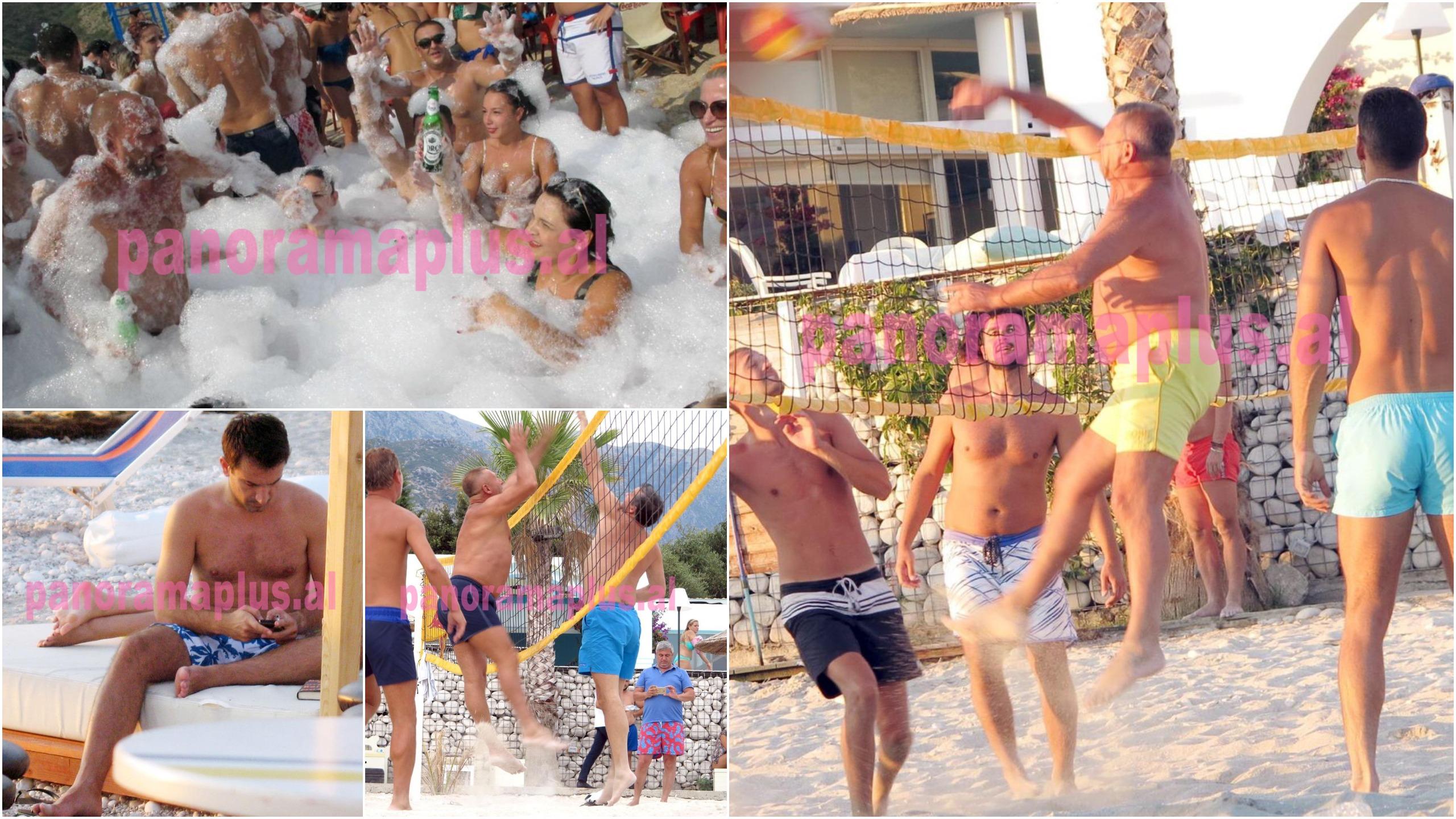 politikane pushime plazh
