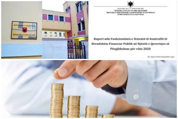 raporti-ministria e financave