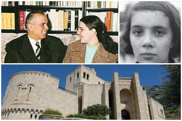 Pranvera Hoxha muzeu i Krujes-dhurate-inxhineret