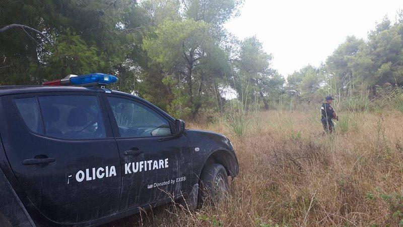 policia kufitare