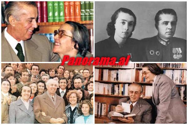 Enver Hoxha-Kasaforta-Komiteti-QEndror-Vahid-Lame