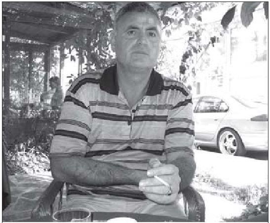 Rrefimi i Haxhi Baçinovskit, kur ishte gjallë