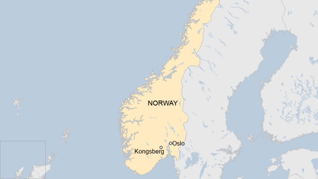 norvegji