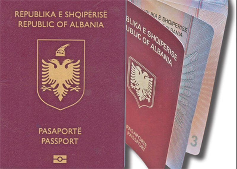 pasaportashqiptare