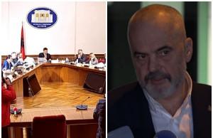 rama komisioni hetimor per zgjedhjet